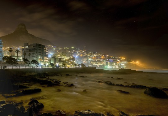 Cape Town Night - South Africa