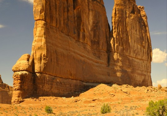 The Organ, Arches National Park, Utah USA