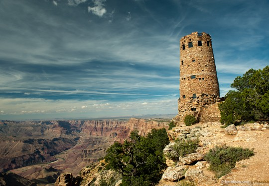 Desert View, Grand Canyon, Arizona USA