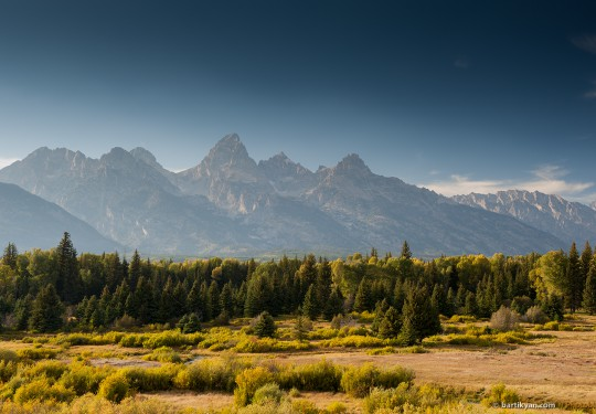 Grand Teton National Park, Wyoming USA