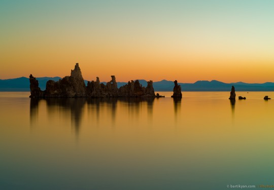 Mono Lake , California